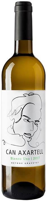 Alzina Living wines | Can Axartell Blanco Uno ECO