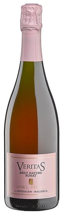 Alzina Living wines | Brut Veritas Rose