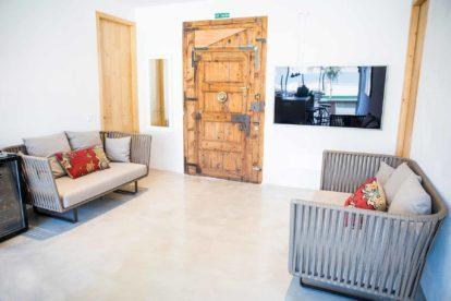 Villa Porto   Living Room