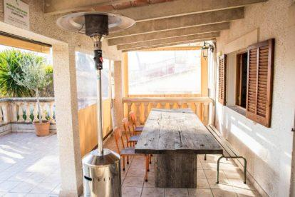 Villa Sant Josep | Outdoor dining area